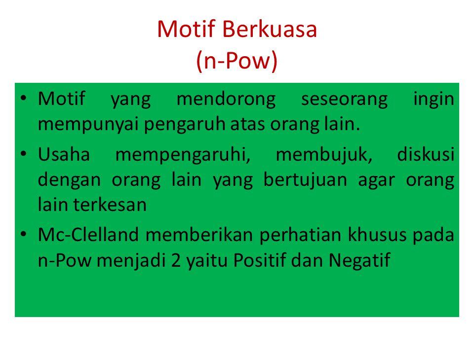 Motif Berkuasa (n-Pow)