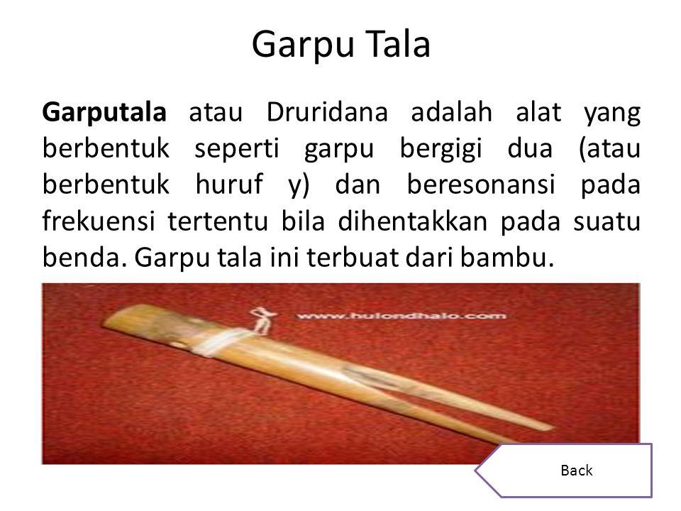 Garpu Tala