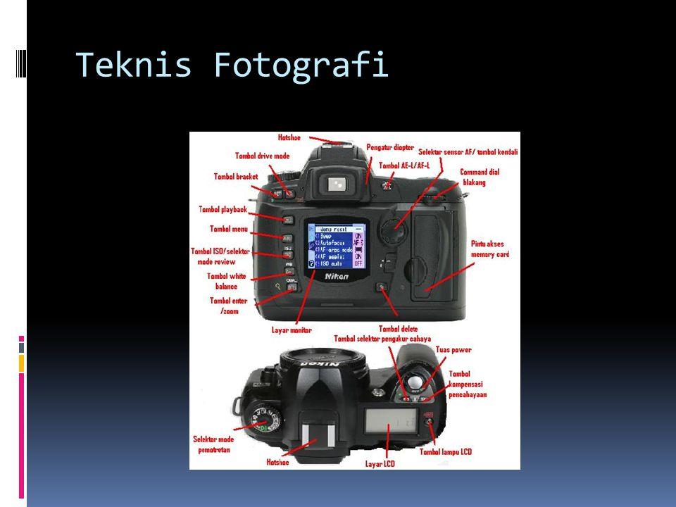 Teknis Fotografi