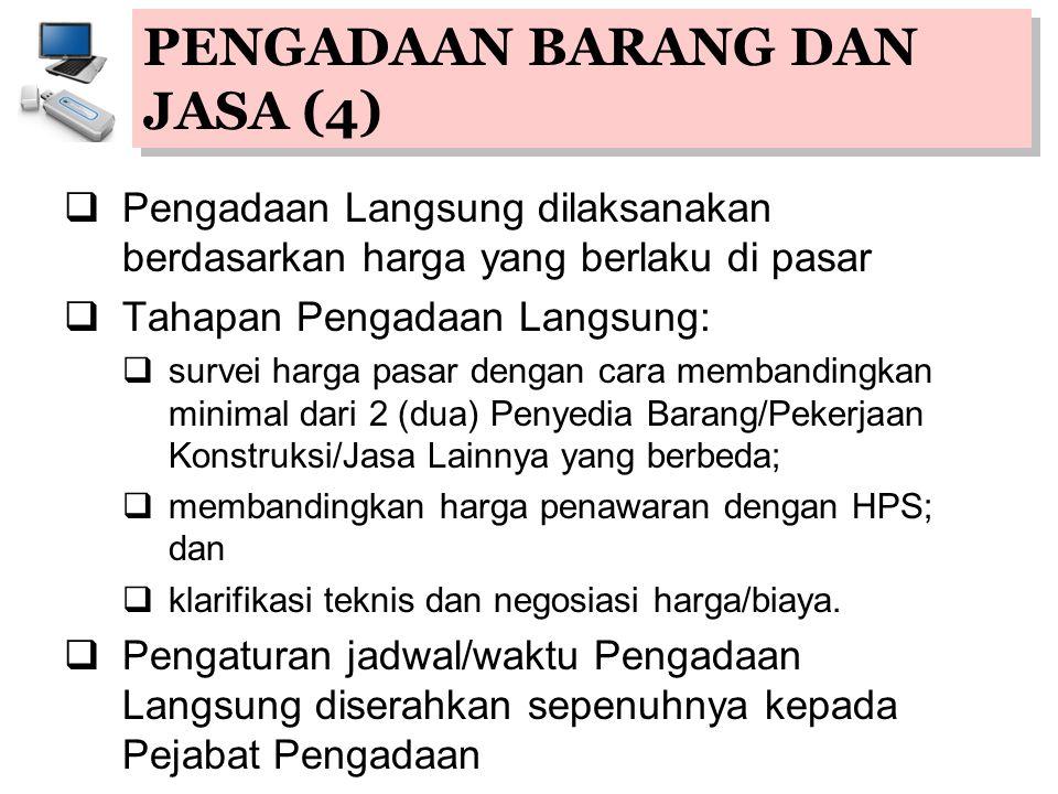 PENGADAAN BARANG DAN JASA (4)