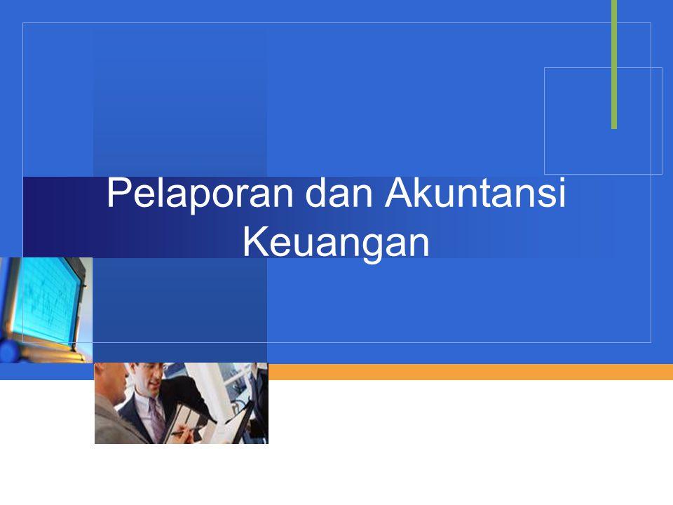 Pelaporan dan Akuntansi Keuangan