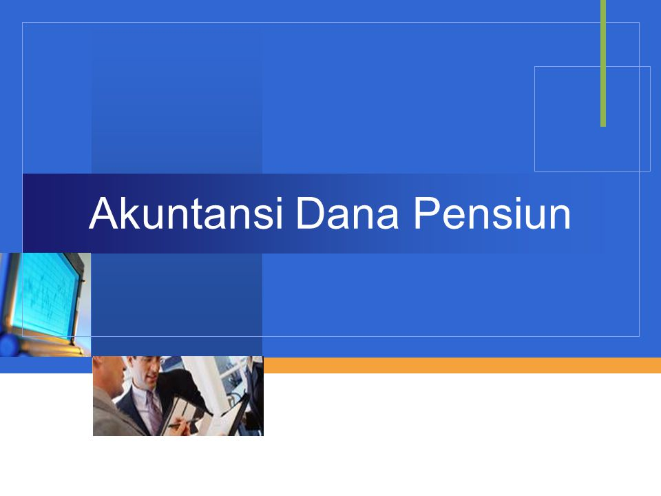 Akuntansi Dana Pensiun