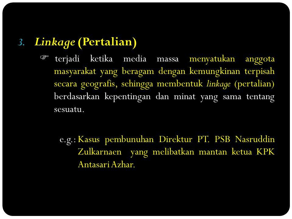 Linkage (Pertalian)