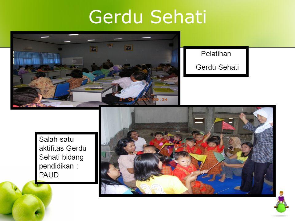 Gerdu Sehati Pelatihan Gerdu Sehati
