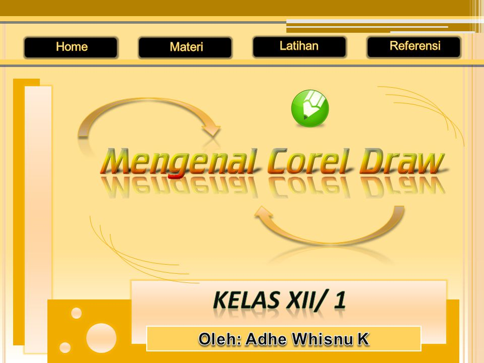 Kelas XII/ 1 Oleh: Adhe Whisnu K