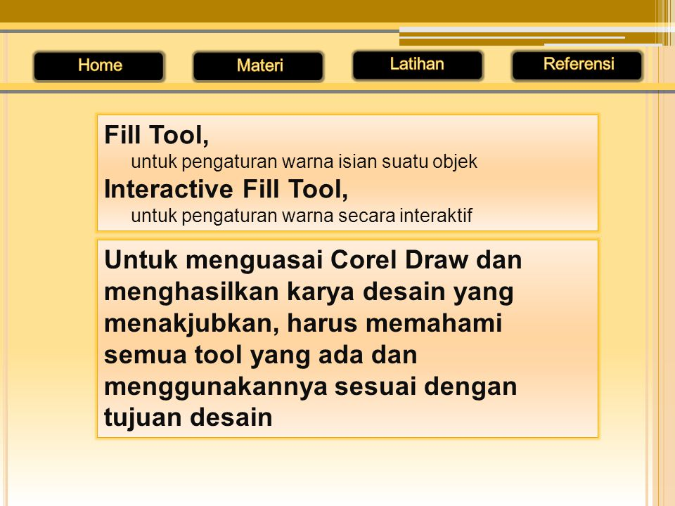 Fill Tool, Interactive Fill Tool,