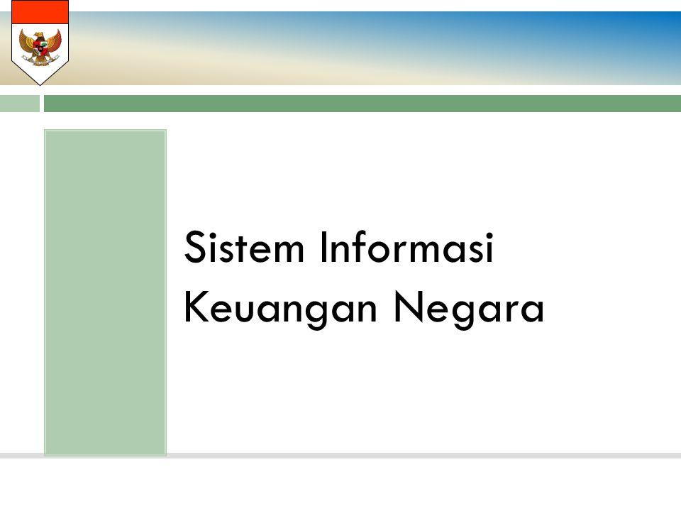 Sistem Informasi Keuangan Negara