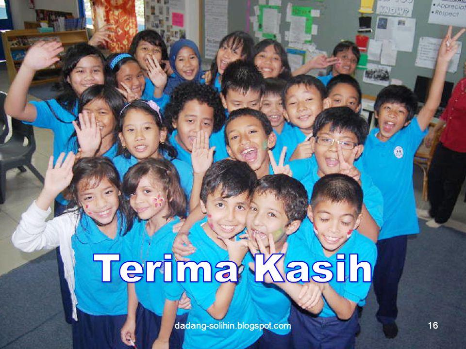 Terima Kasih dadang-solihin.blogspot.com