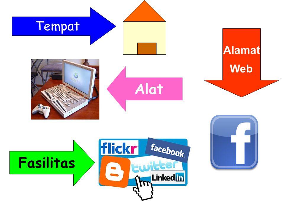Tempat Alamat Web Alat Fasilitas