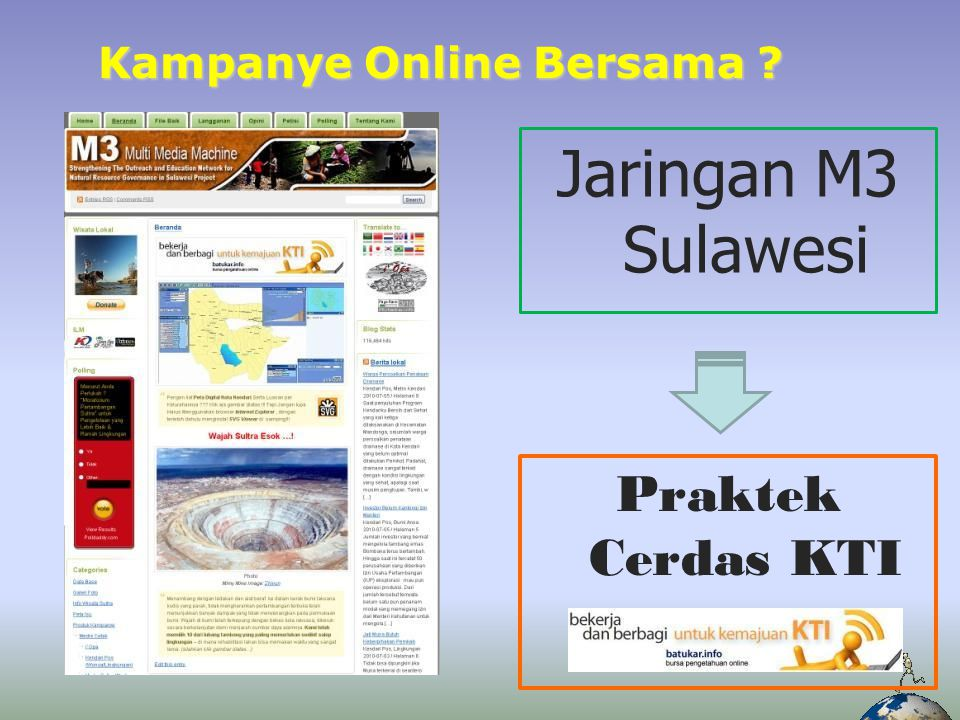 Kampanye Online Bersama