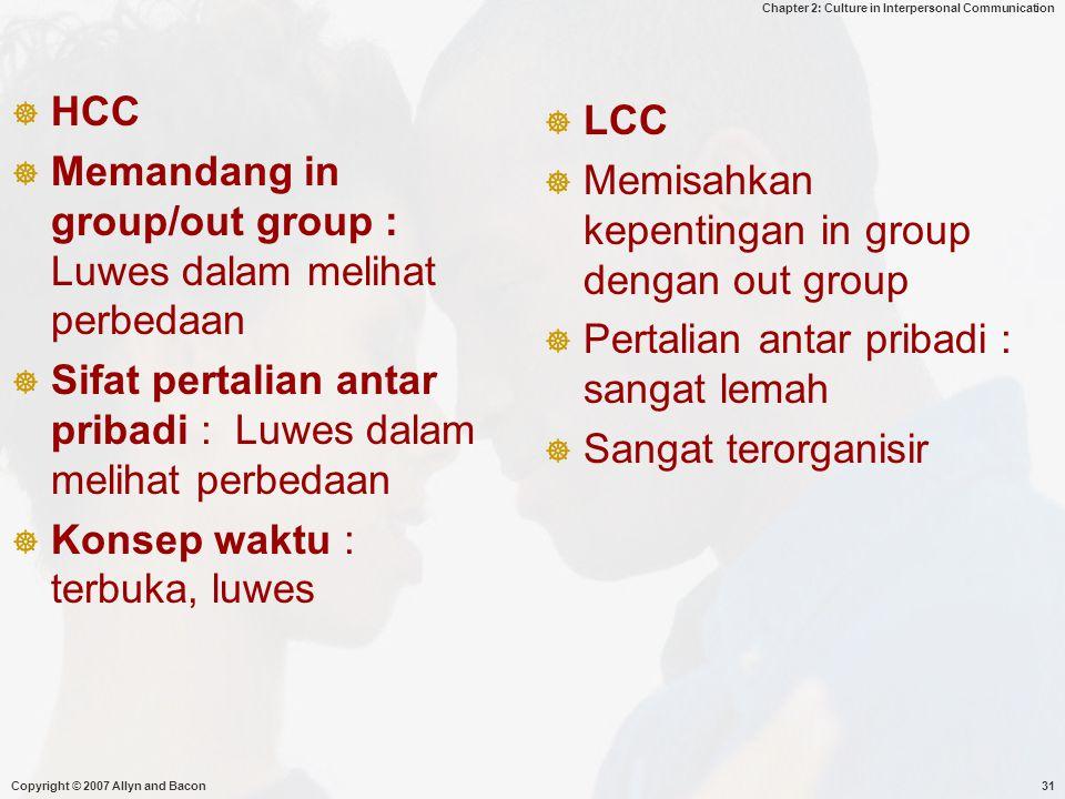 Memandang in group/out group : Luwes dalam melihat perbedaan