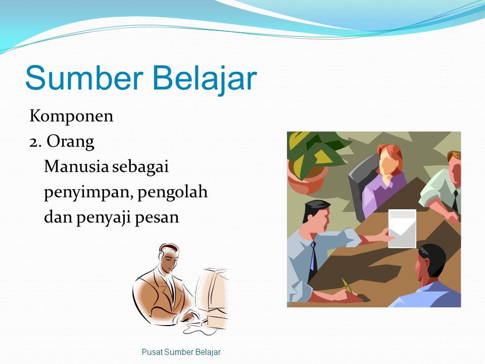 Sumber Belajar Komponen 2.