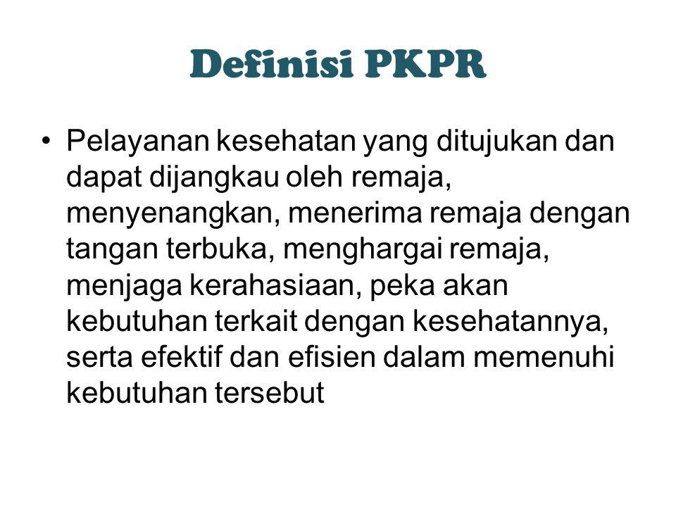 Definisi PKPR