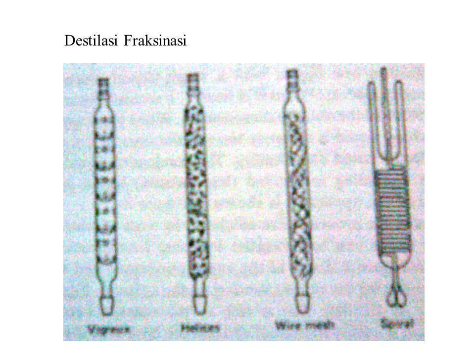 Destilasi Fraksinasi