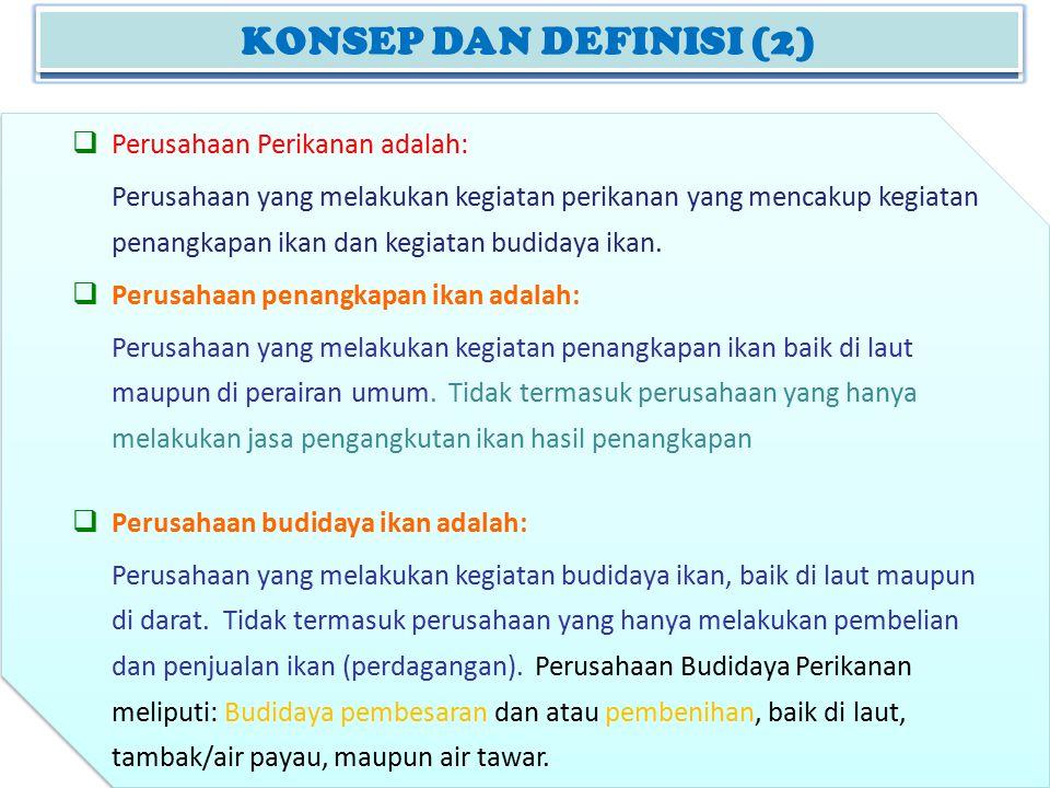 KONSEP DAN DEFINISI (2) KONSEP DAN DEFINISI (2)