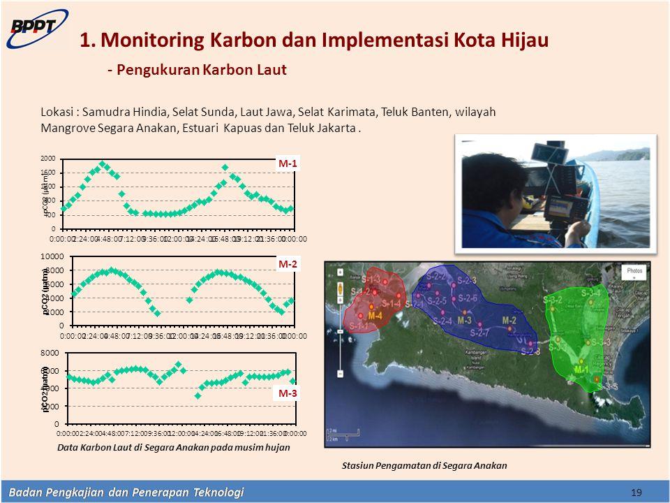 Monitoring Karbon dan Implementasi Kota Hijau