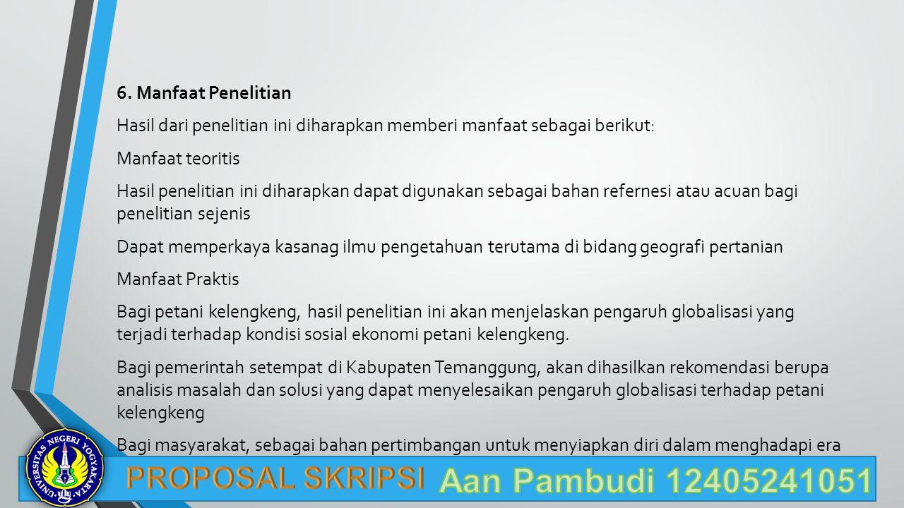 Aan Pambudi 12405241051 PROPOSAL SKRIPSI