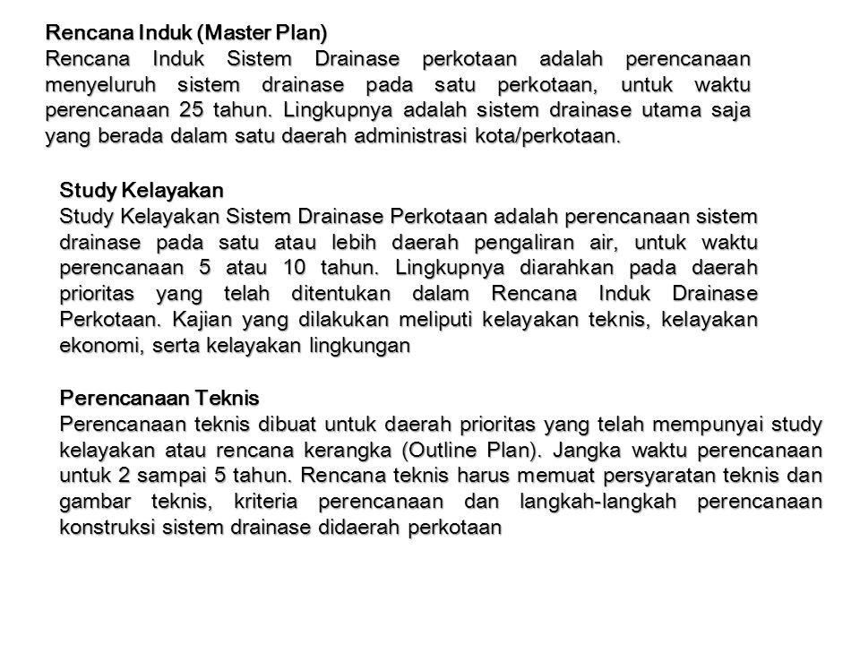 Rencana Induk (Master Plan)
