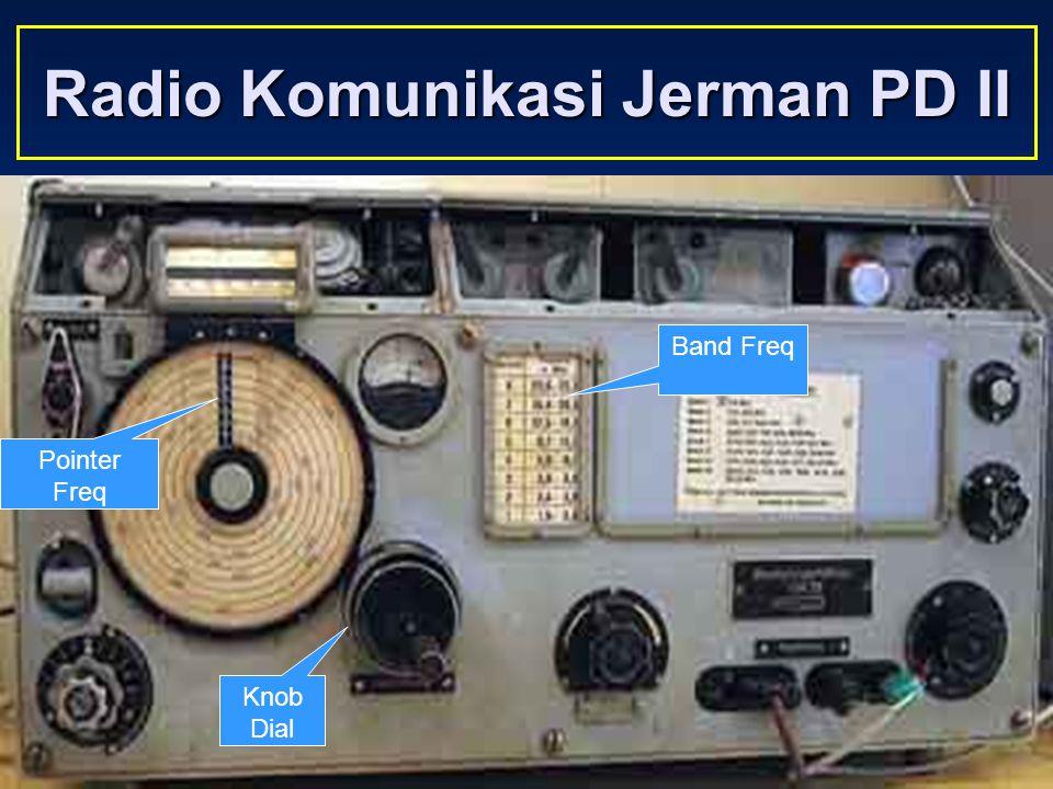 Radio Komunikasi Jerman PD II