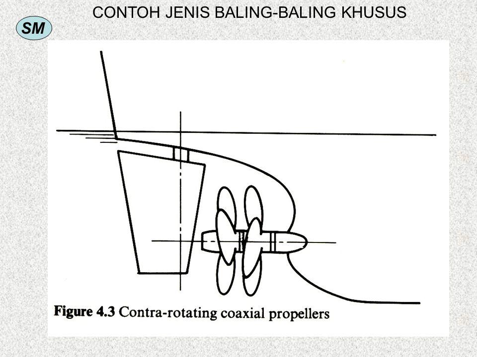 CONTOH JENIS BALING-BALING KHUSUS