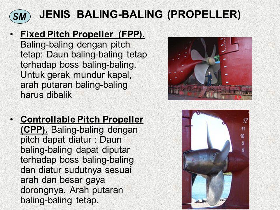 JENIS BALING-BALING (PROPELLER)