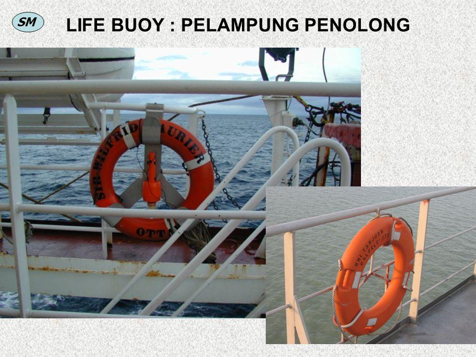LIFE BUOY : PELAMPUNG PENOLONG
