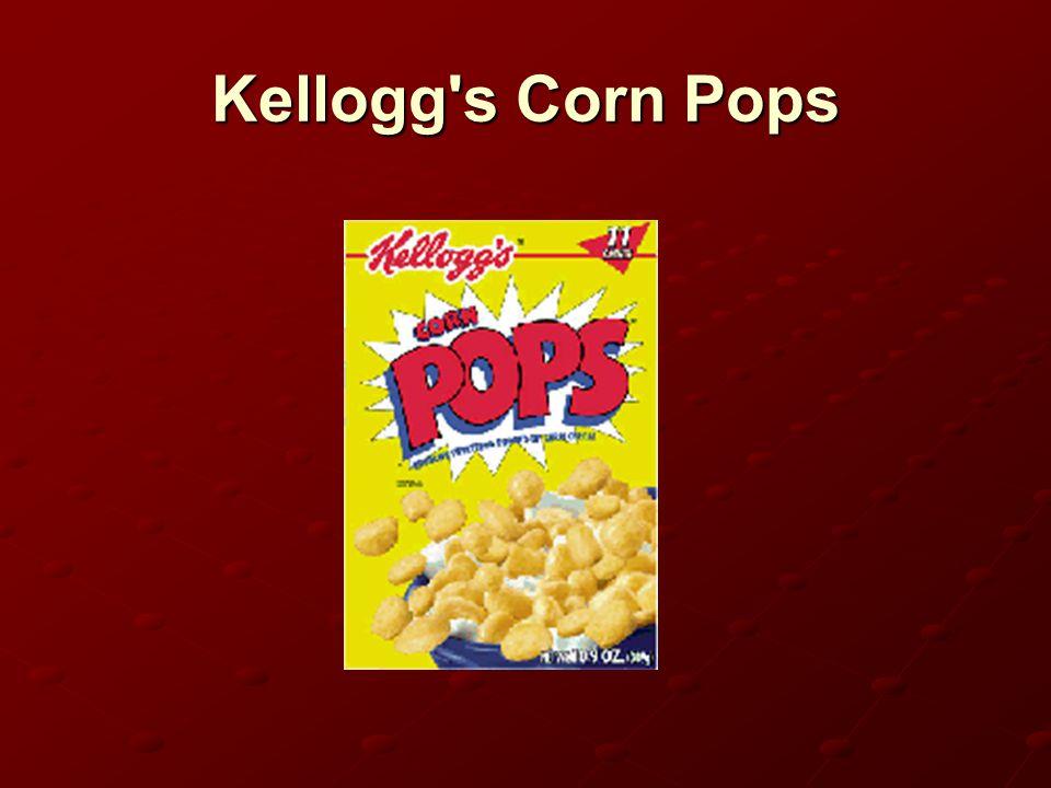Kellogg s Corn Pops