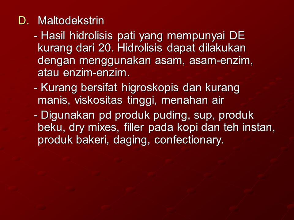 Maltodekstrin
