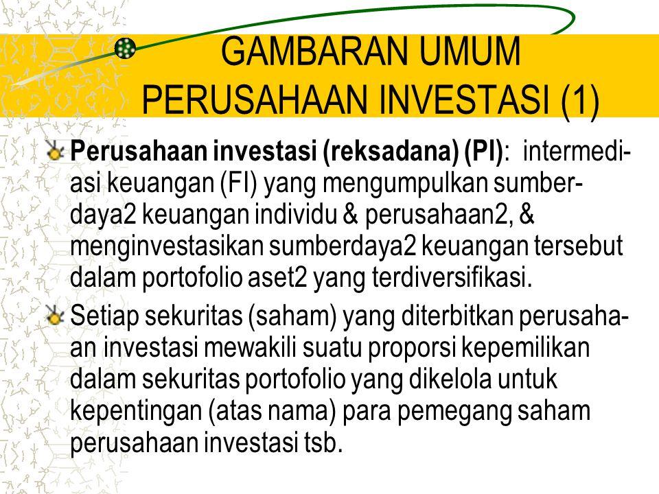 GAMBARAN UMUM PERUSAHAAN INVESTASI (1)