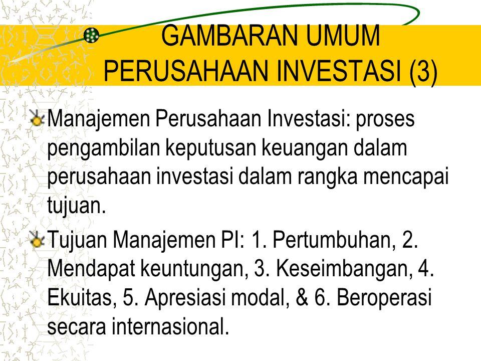 GAMBARAN UMUM PERUSAHAAN INVESTASI (3)