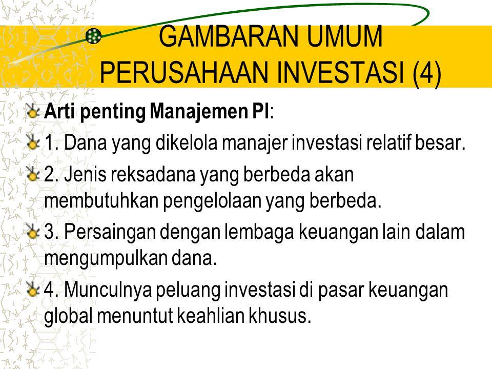 GAMBARAN UMUM PERUSAHAAN INVESTASI (4)