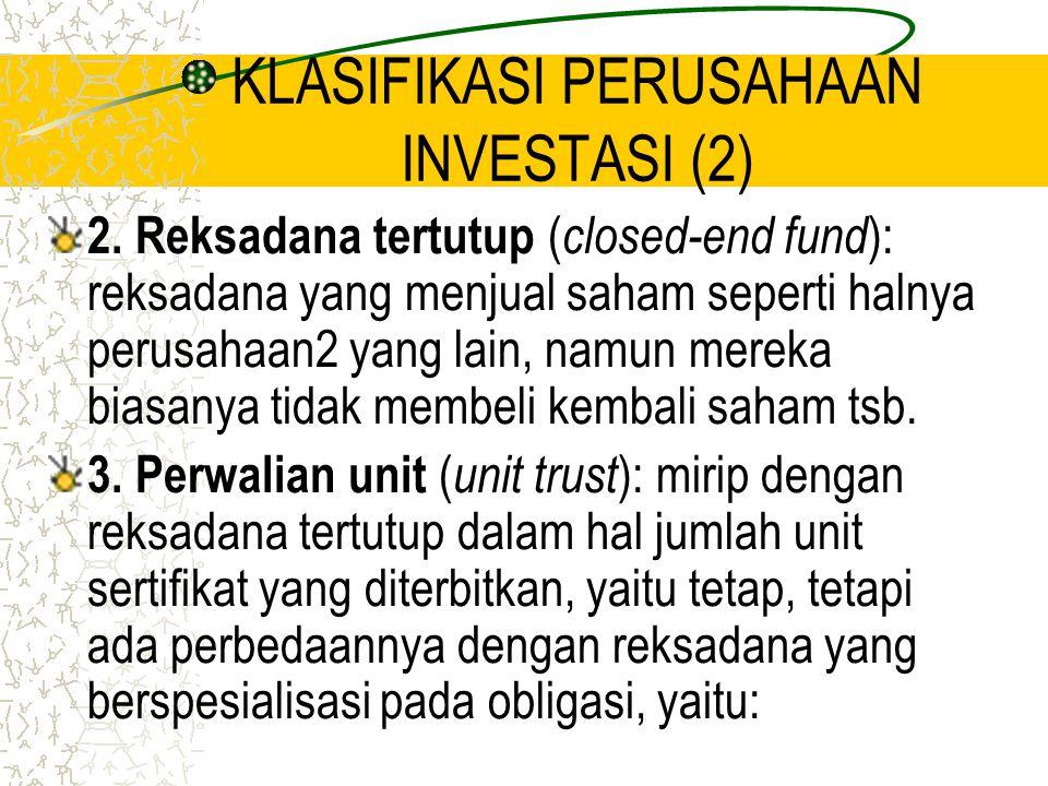 KLASIFIKASI PERUSAHAAN INVESTASI (2)