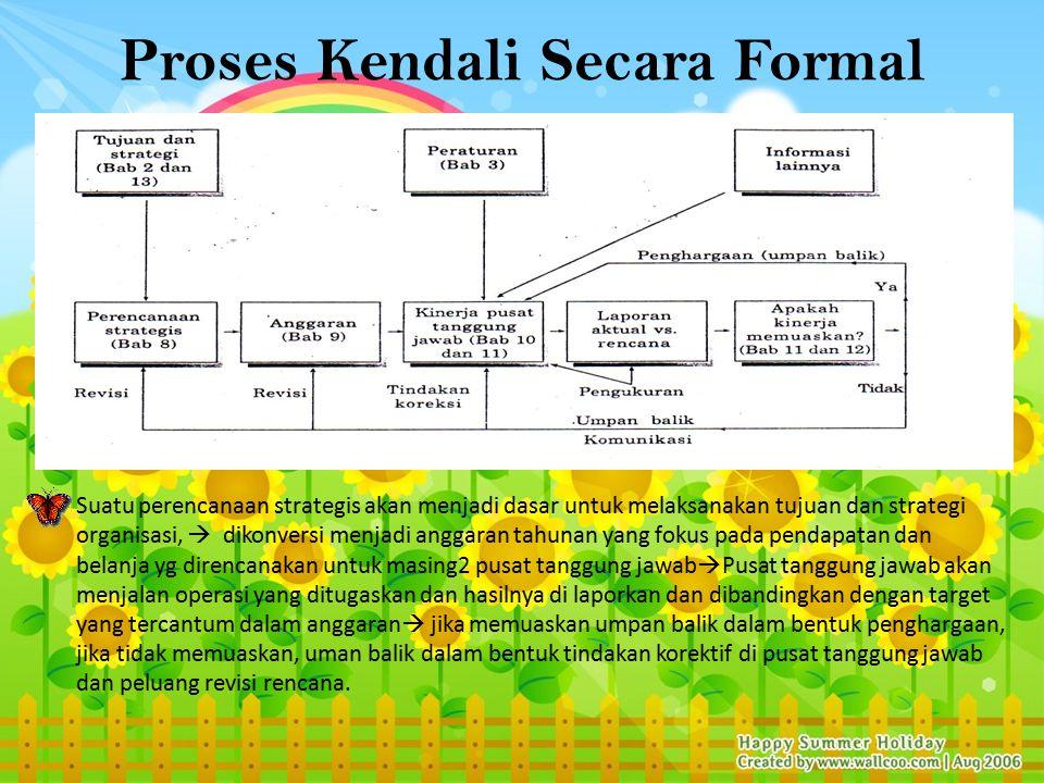 Proses Kendali Secara Formal