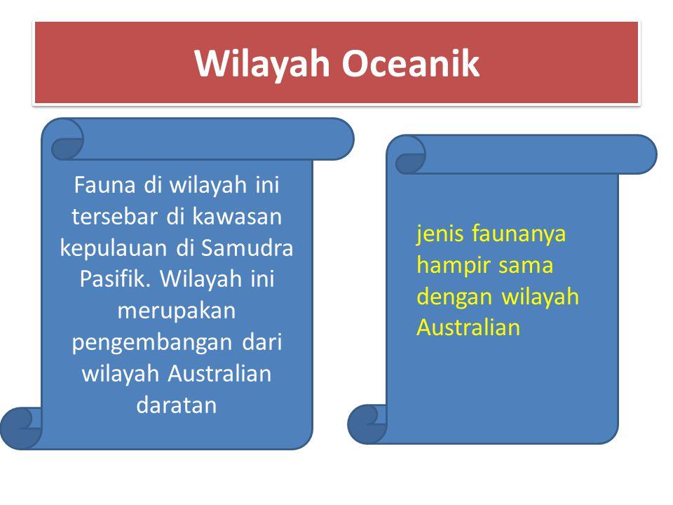 Wilayah Oceanik