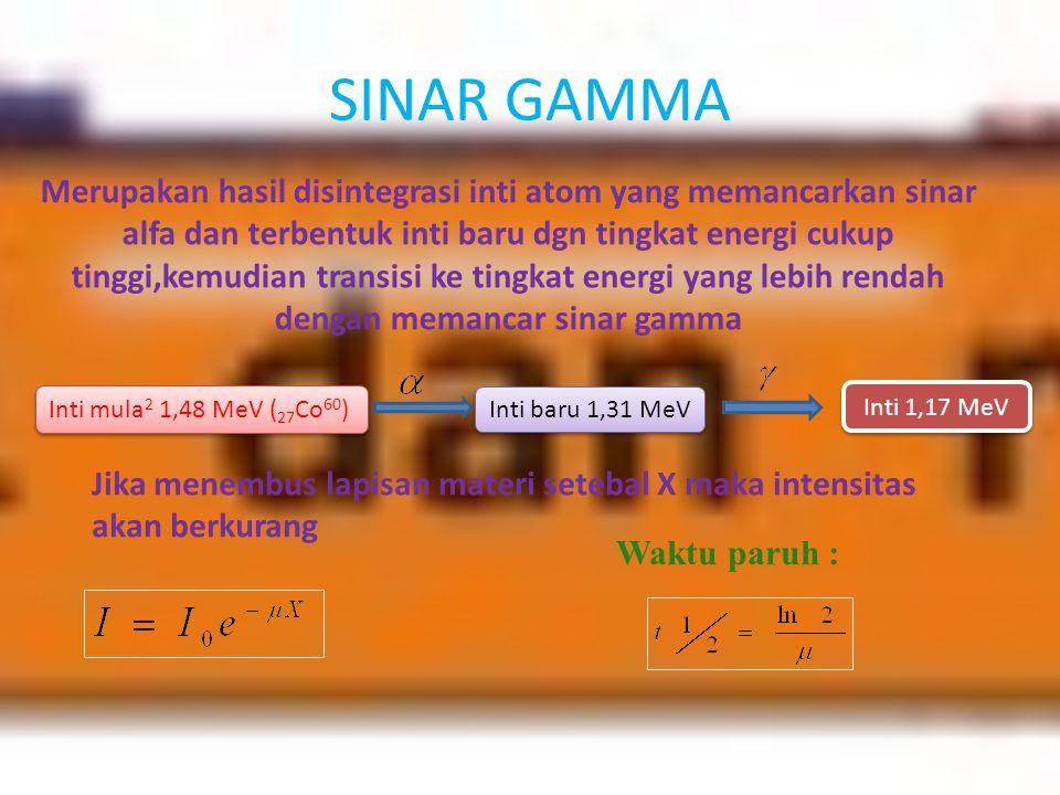 SINAR GAMMA