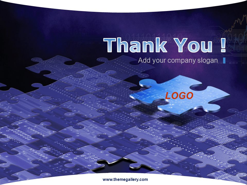 Add your company slogan