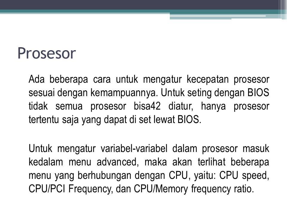 Prosesor