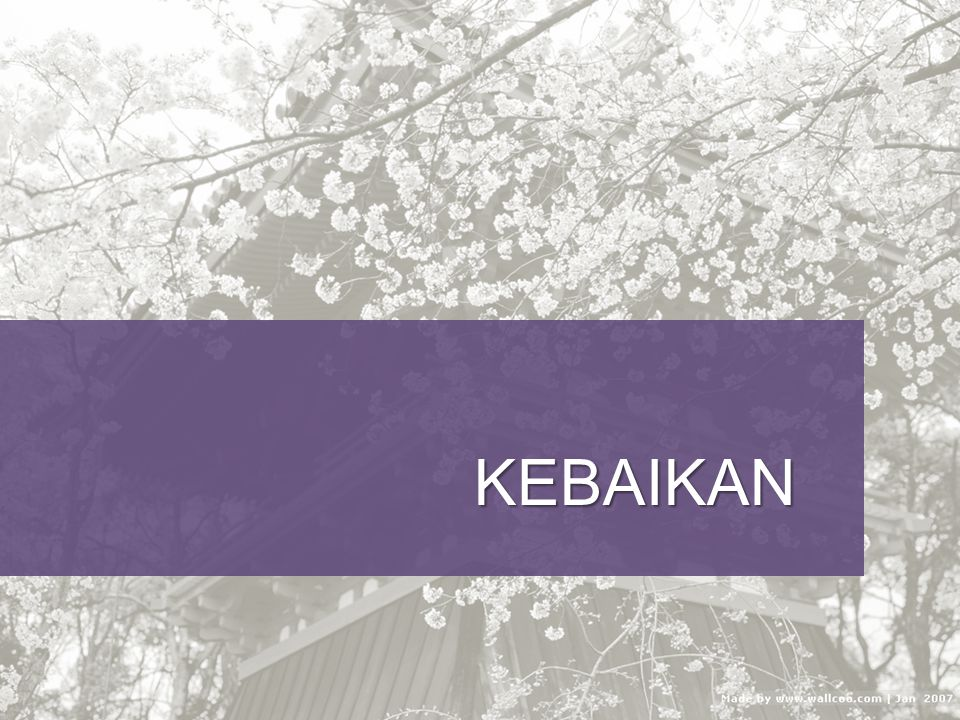 KEBAIKAN