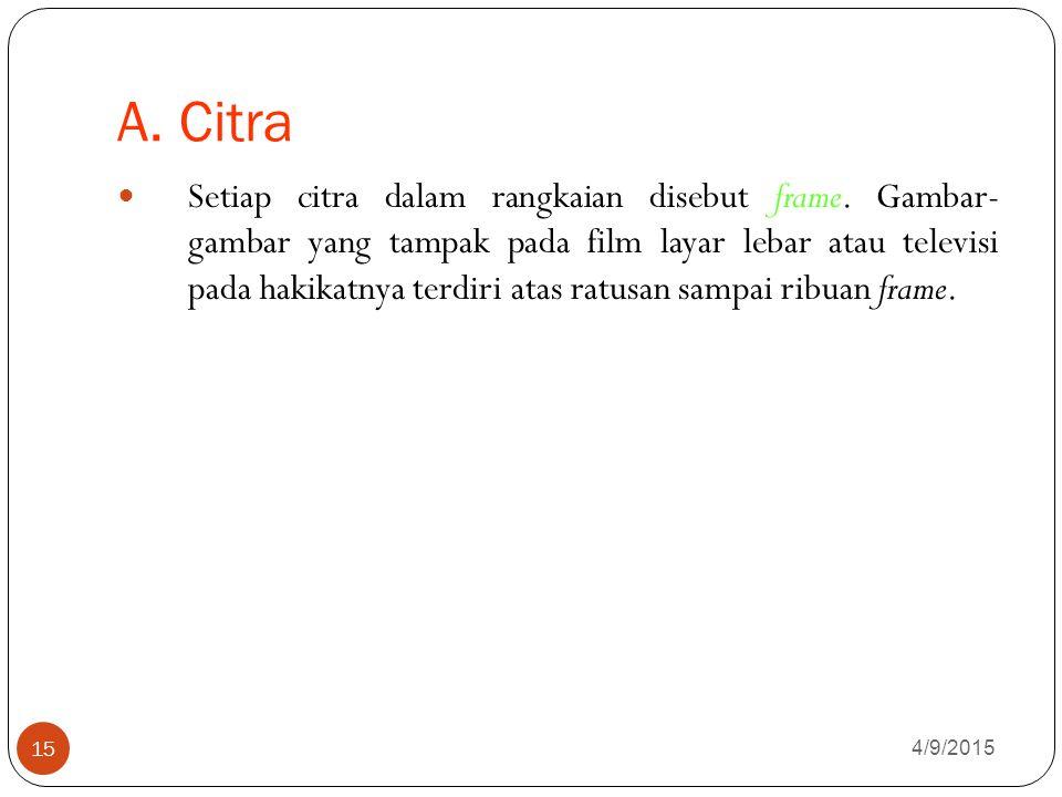 A. Citra