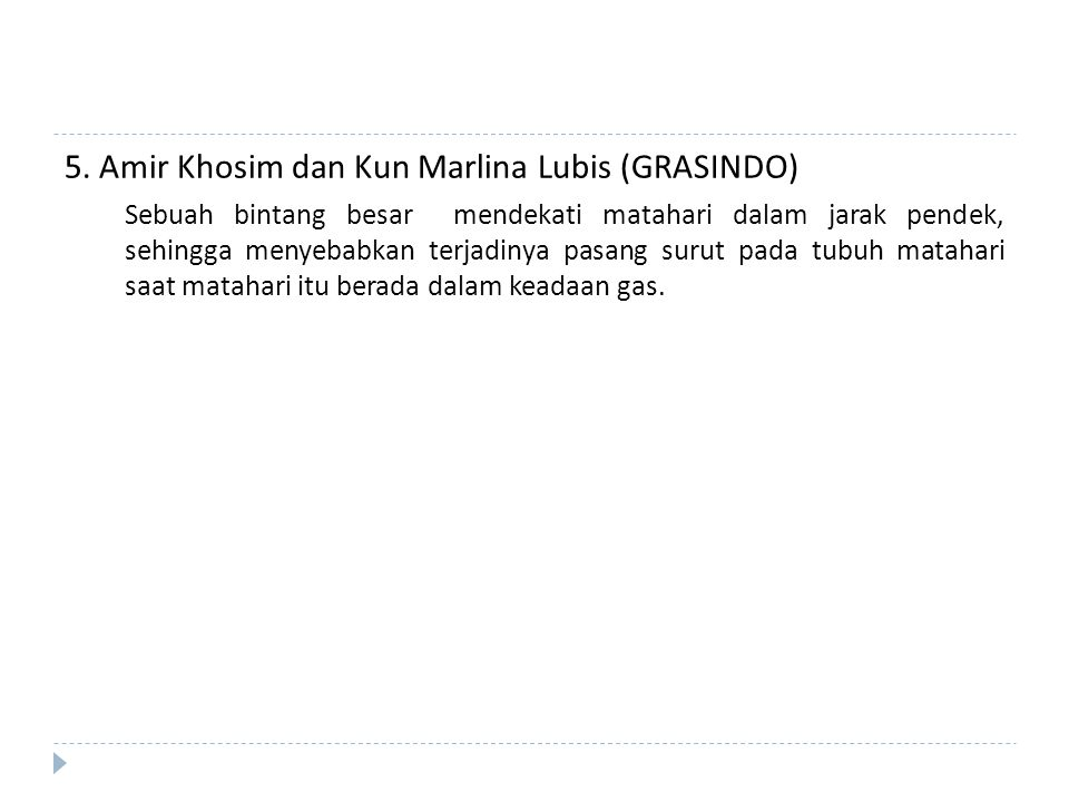 5. Amir Khosim dan Kun Marlina Lubis (GRASINDO)