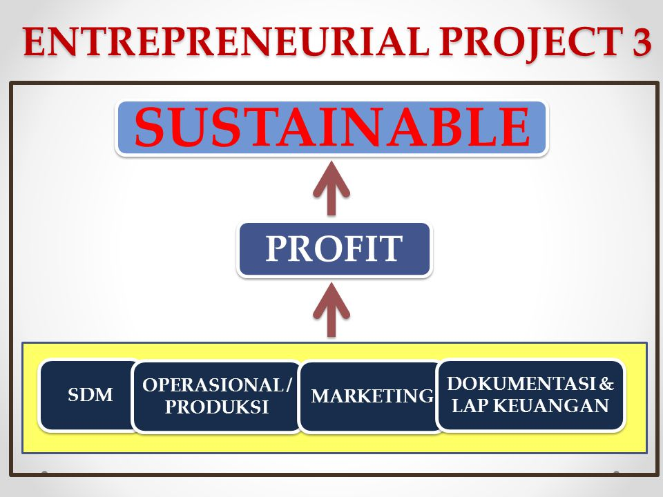 ENTREPRENEURIAL PROJECT 3