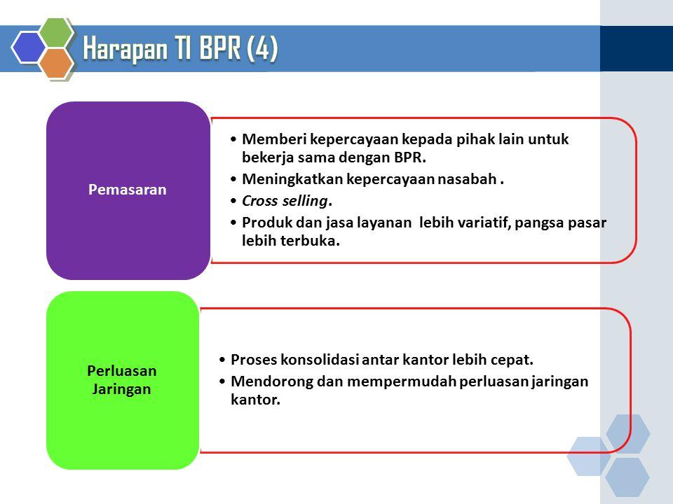 Harapan TI BPR (4) Pemasaran