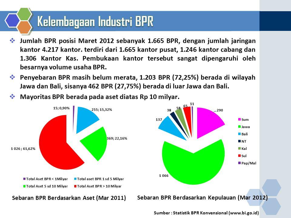 Kelembagaan Industri BPR