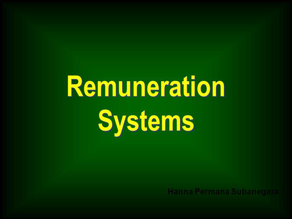 Remuneration Systems Hanna Permana Subanegara