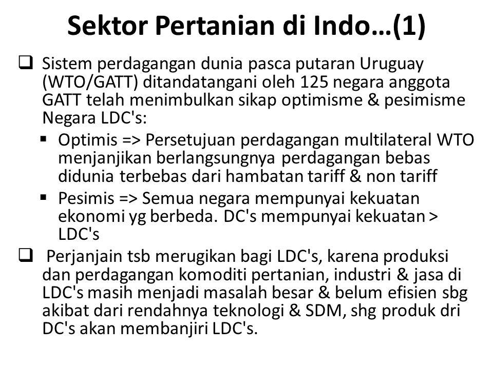 Sektor Pertanian di Indo…(1)