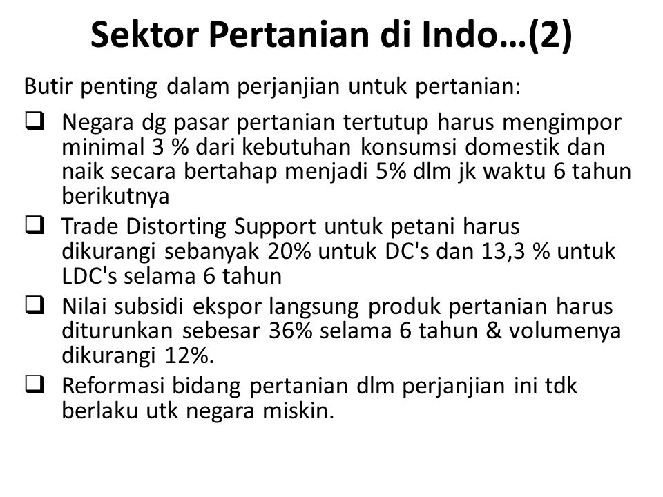 Sektor Pertanian di Indo…(2)