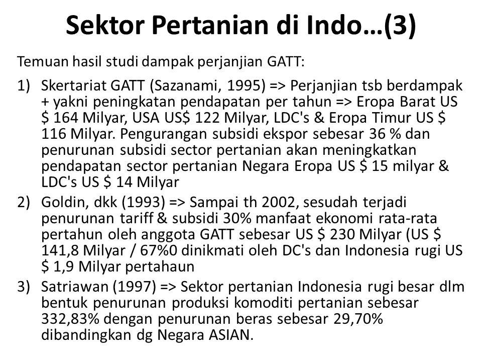 Sektor Pertanian di Indo…(3)