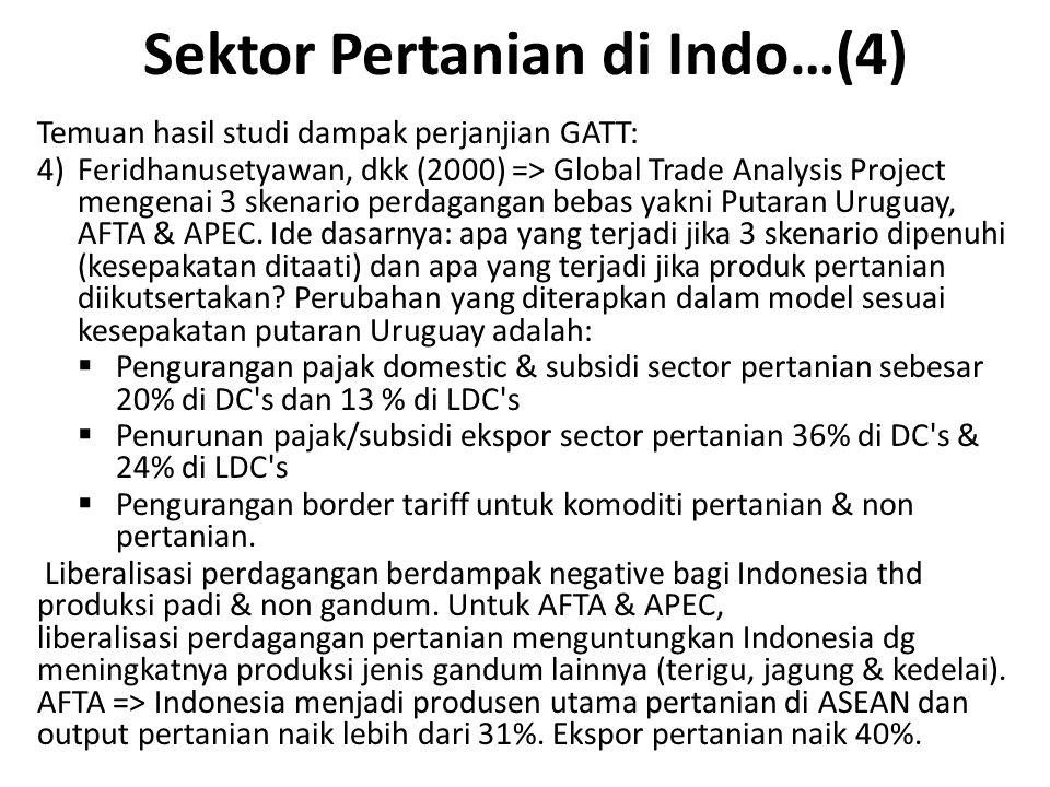 Sektor Pertanian di Indo…(4)