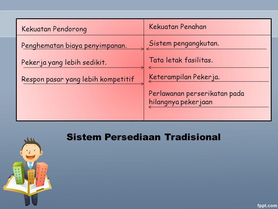 Sistem Persediaan Tradisional