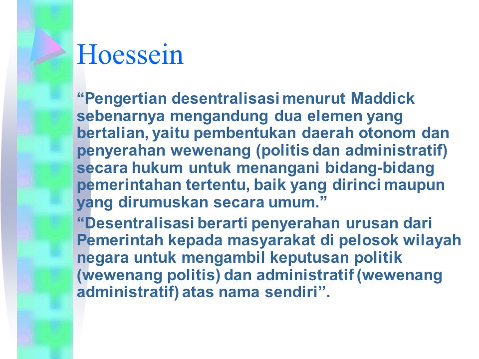 Hoessein